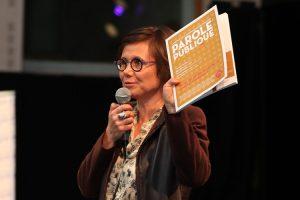 Isabelle Jourdan, présidente de Communication publique