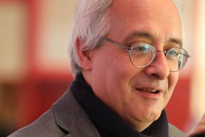 Laurent Setton, vice-président trésorier de Communication publique