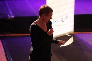 Valérie Renauld, directrice de la communication de l'ANDRA