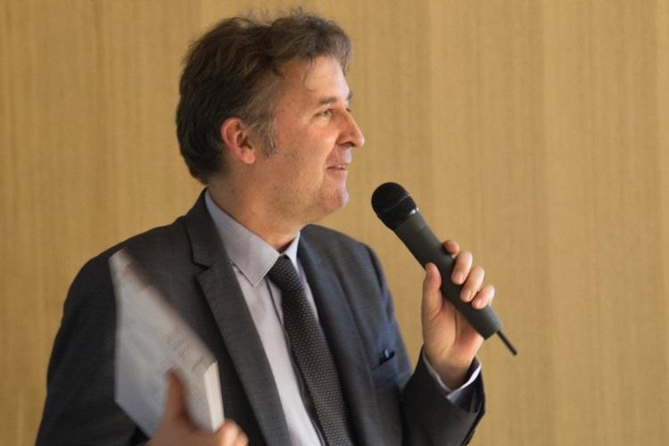 François Kohler, président de Communication publique