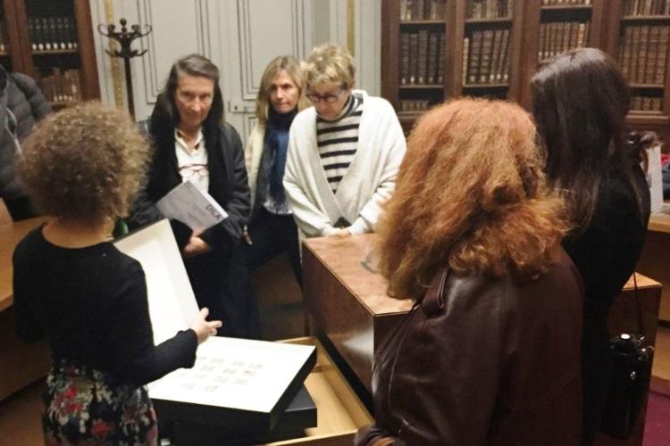 Bibliothèque de l'École des chartes
