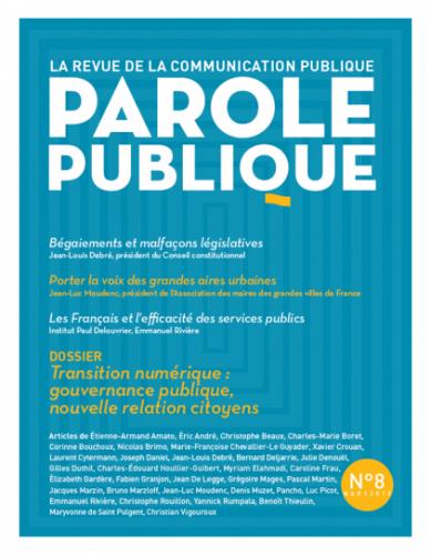 Parole publique n°8