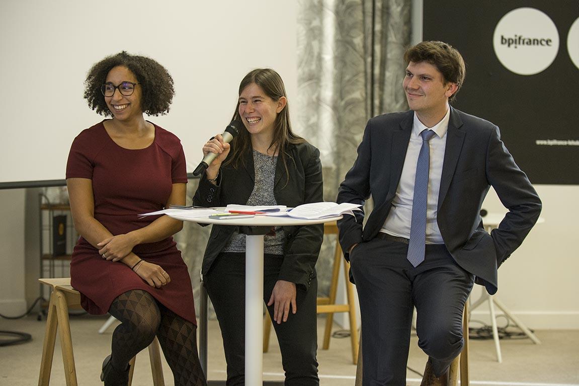 10- Laura Khassouf, Pauline Denis, Clément Cunin